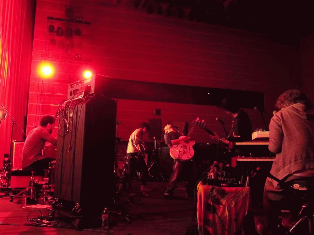 サニーデイ・サービス LIVEセットリストUPしました。10/29<ボロフェスタ2016>@京都 KBSホール