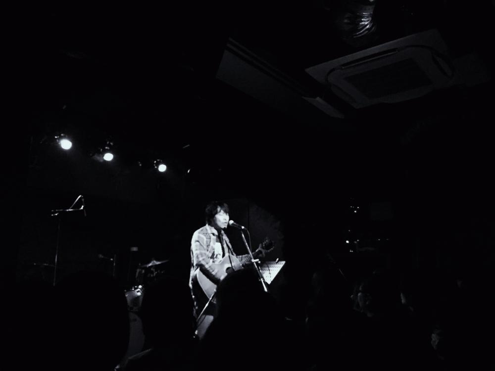 曽我部恵一 LIVEセットリストUPしました。3/18<緊急ナイト>@新宿レッドクロス