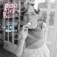 『Popcorn Ballads』CD・LPと、ライブDVD『サニーデイ・サービス in 日比谷 夏のいけにえ』の予約受付開始!2タイトル同時購入の方には先着特典CD『サニーデイ・サービス 伴奏集』をプレゼント!