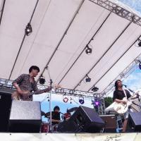 サニーデイ・サービス LIVEセットリストUPしました。8/5<オハラ☆ブレイク'17夏> @福島 猪苗代湖畔 天神浜オートキャンプ場