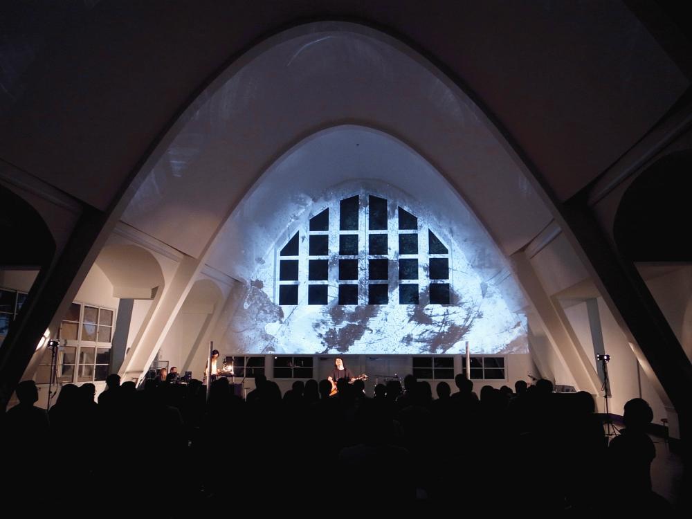 曽我部恵一 LIVEセットリストUPしました。8/19<Reborn-Art Festival 2017 Music ×Alive Painting LIVE in 塩竈市杉村惇美術館>@塩竈市杉村惇美術館