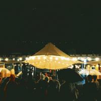 曽我部恵一 LIVEセットリストUPしました。9/16<Acoustic Village さいたま新都心>@埼玉 新都心 けやきひろば