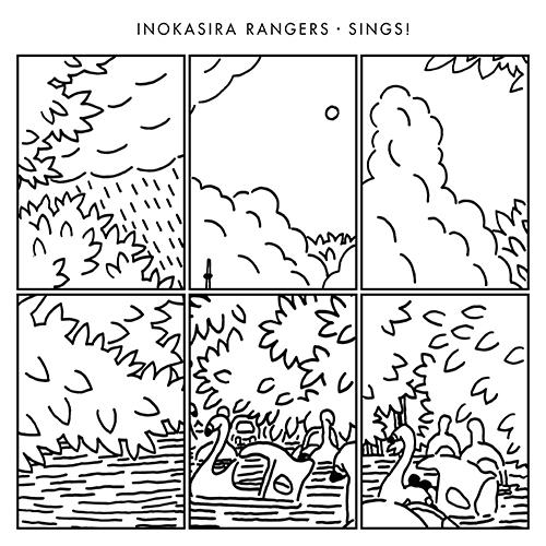 曽我部恵一参加曲収録、井の頭レンジャーズ『SINGS!』LP 11/3発売