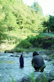 曽我部恵一出演、根岸里紗監督『三つの朝』、11/26<伊参スタジオ映画祭>にて上映されます。