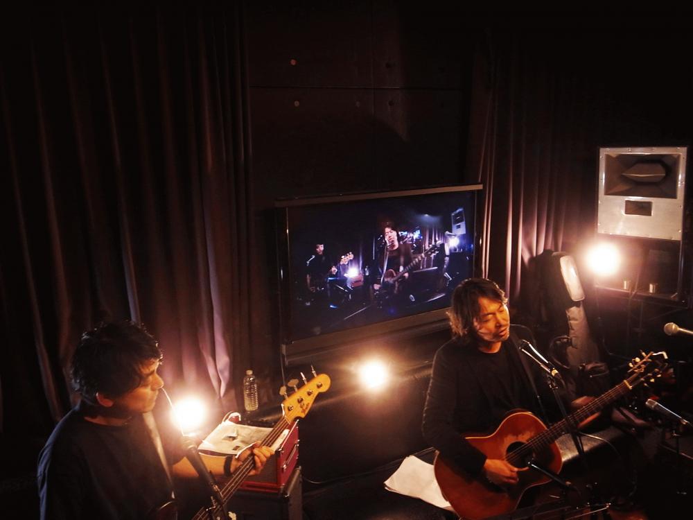 サニーデイ・サービス LIVEセットリストUPしました。10/23<実写版『青春狂走曲』サニーデイ・サービス スペシャルライブ&トーク&DJ>@DOMMUNE
