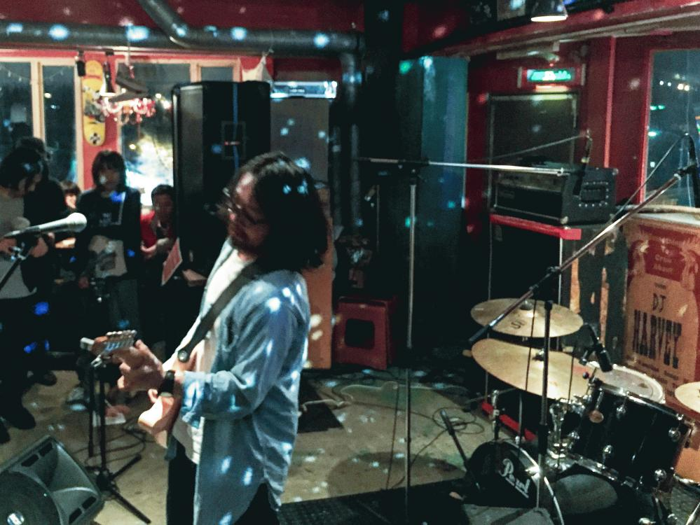 曽我部恵一 LIVEセットリストUPしました。2/11<Mishmash Sunshower EP Release Party>@江ノ島 OPPA-LA