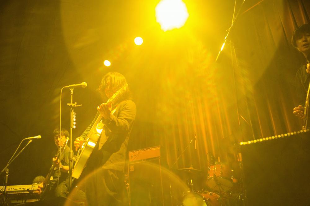 サニーデイ・サービス LIVEアルバム『DANCE TO THE POPCORN CITY』配信開始しました。