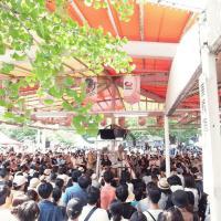 曽我部恵一 LIVEセットリストUPしました。5/27<第13回 東京蚤の市>@調布市 東京オーヴァル京王閣