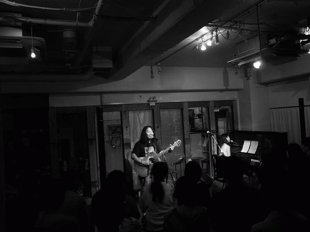 曽我部恵一 LIVEセットリストUPしました。9/8<イノトモデビュー20周年記念弾き語りツーマンライブ 東京篇 曽我部恵一くんとイノトモ>@吉祥寺 キチム