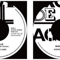 EXOTICO DE LAGO『LIE LIE LIE (KARAMUSHI CILLIN' SOURCE) / MINOR SONG』本日発売です