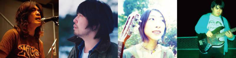 "<曽我部恵一 presents ""shimokitazawa concert"" 第十夜・十月> @東京 下北沢 440 (four forty)"