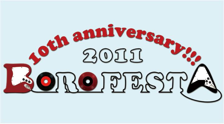 <BOROFESTA2011 MIDNIGHT>@京都 CLUB METRO