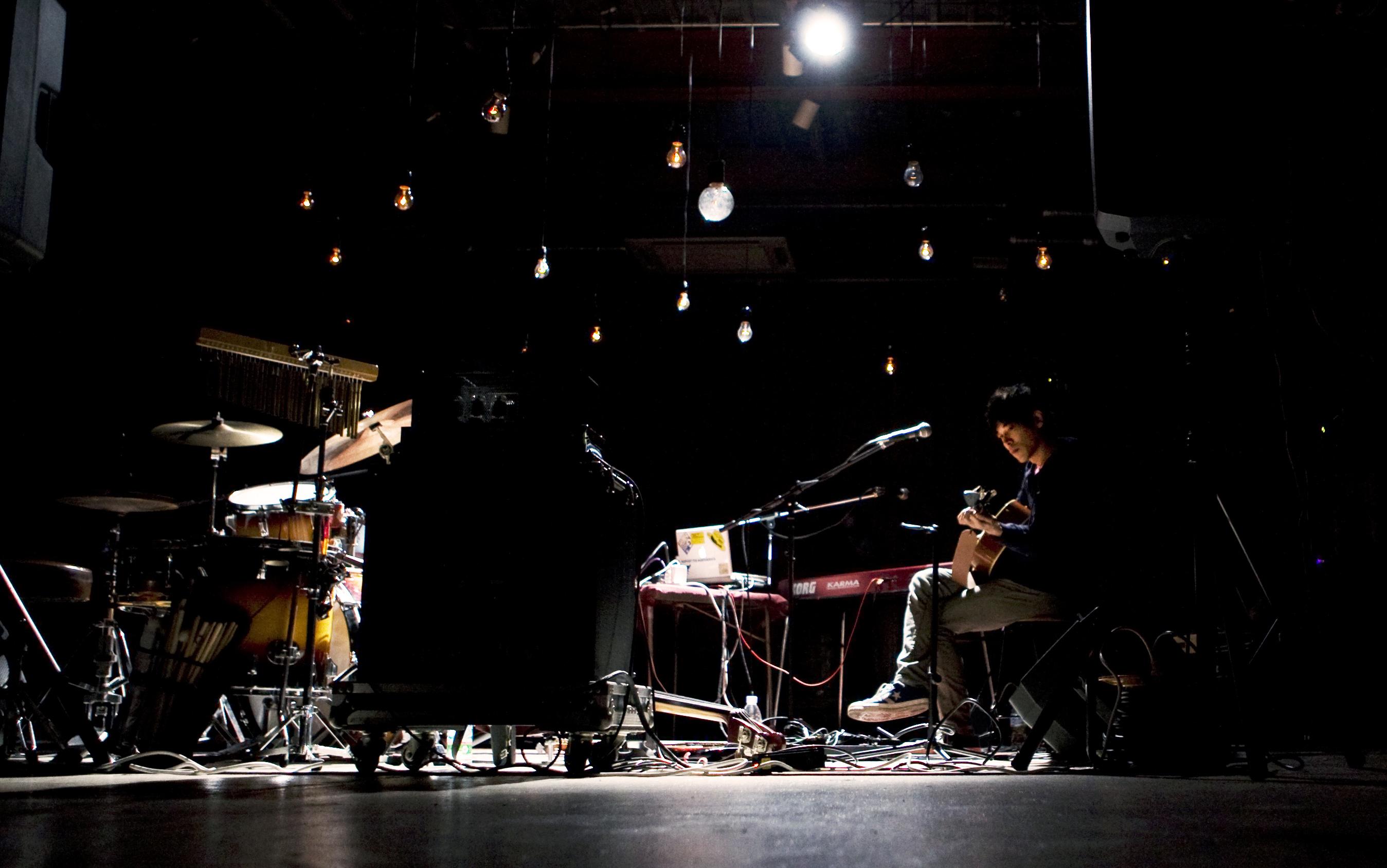 <暮らしに溶け込む音楽vol.1>@西永福 すかんぽカリーbar
