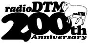<radioDTM配信200回記念イベント>@新宿LOFT 3月30日・31日, 4月6日・4月7日開催