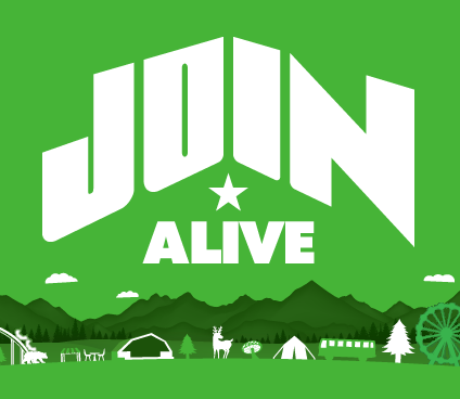 <JOIN ALIVE 2013> @北海道 いわみざわ公園