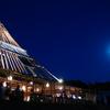 <青い月と黄色い子犬 〜Blue Moon 18th Anniversary Live〜> @神奈川 葉山一色海岸 Blue Moon