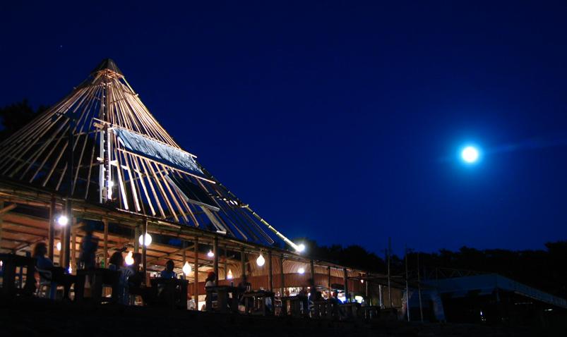 <ドリームビーチ 〜Blue Moon 19th Anniversary〜> @神奈川 葉山一色海岸 Blue Moon