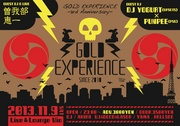 <GOLD EXPERIENCE -3rd Anniversary-> @愛知 名古屋 Live & Lounge Vio