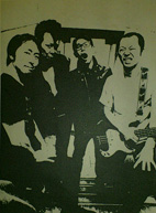 <THe COMMONS PRESENTS 哀愁のマンディ~Who Killed The Rock'n'Roll?~> @東京 下北沢 BASEMENTBAR