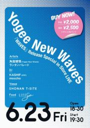 <Yogee New Waves 『WAVES』 Release Special in Store LIVE>@神奈川 湘南T-SITE