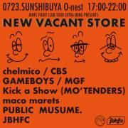 <NEW VACANT STORE>@渋谷 TSUTAYA O-nest
