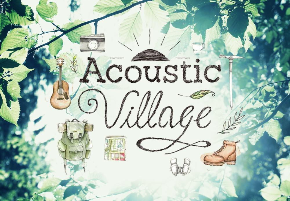 <Acoustic Village さいたま新都心> @埼玉 新都心 けやきひろば&コクーンひろば