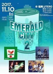 <Cobaltboy presents「エメラルド・シティ2」>@福岡UTERO