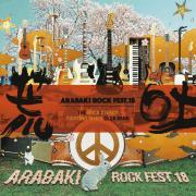 <ARABAKI ROCK FEST.18> @宮城 みちのく公園北地区 エコキャンプみちのく